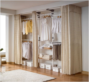Four-level Dressing Room jacquard (white) TB (LS-1923)