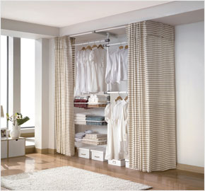 Three-level dressing room jacquard, two parts (LS-3361)